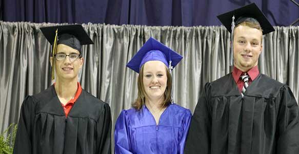 Summer graduates