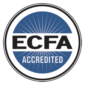 ECFA accredited logo