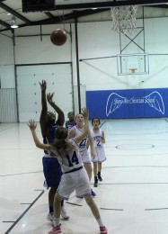 going for a basket