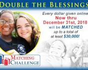 Matching Challenge December 2018